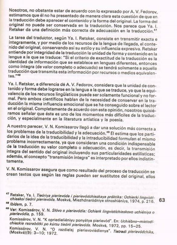 Fernando Antonio Ruano Faxas.TRADUCCIÓN DE LITERATURA CIENTÍFICA Y TÉCNICA.TRANSLATION,TRADUÇÃO,ПЕРЕВОД.Lingüística,Filología,Imagología. 21
