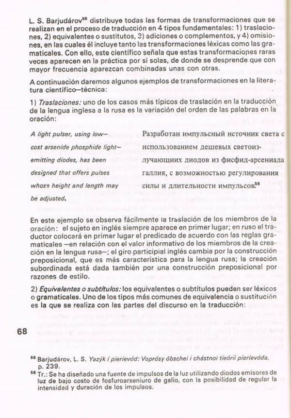 Fernando Antonio Ruano Faxas.TRADUCCIÓN DE LITERATURA CIENTÍFICA Y TÉCNICA.TRANSLATION,TRADUÇÃO,ПЕРЕВОД.Lingüística,Filología,Imagología. 26