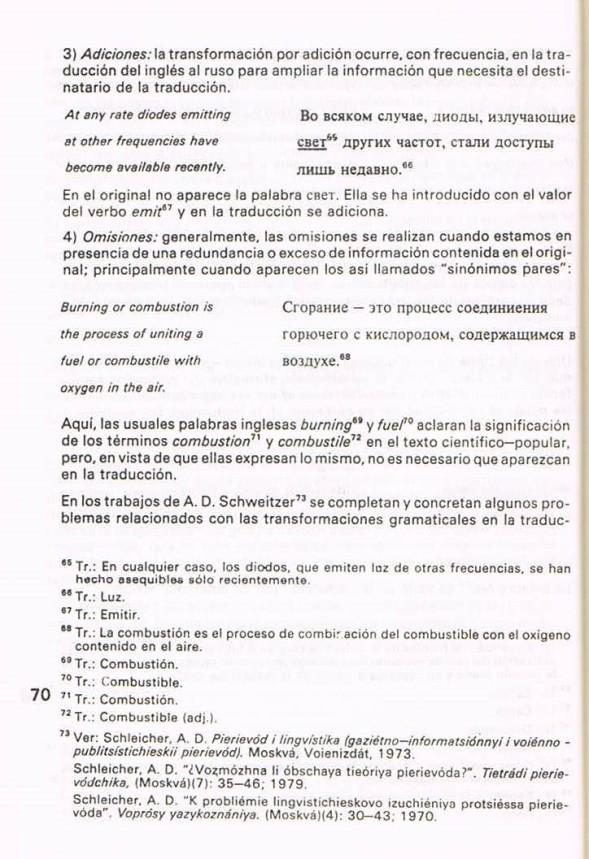 Fernando Antonio Ruano Faxas.TRADUCCIÓN DE LITERATURA CIENTÍFICA Y TÉCNICA.TRANSLATION,TRADUÇÃO,ПЕРЕВОД.Lingüística,Filología,Imagología. 28