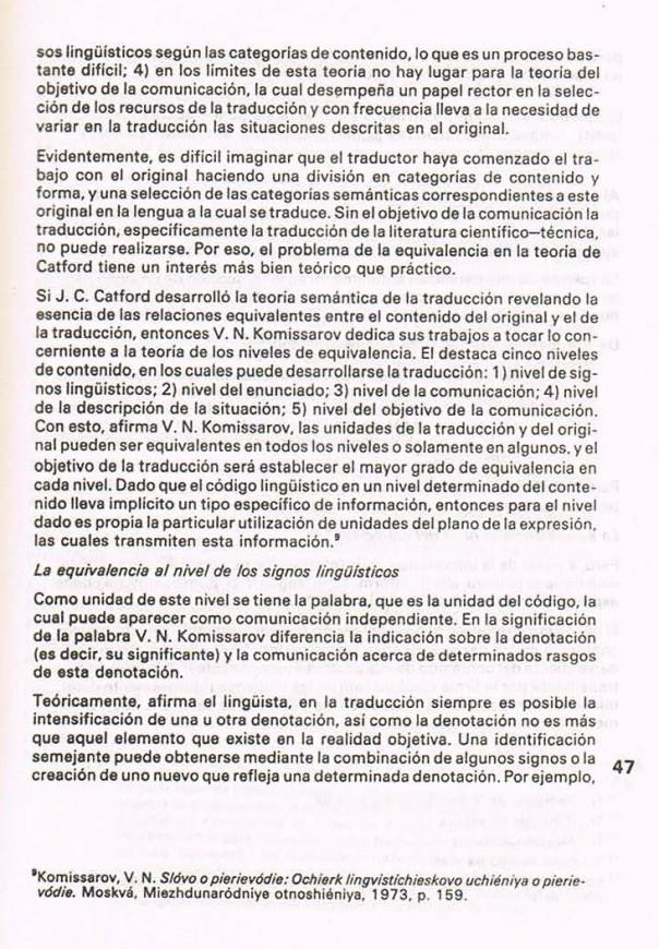 Fernando Antonio Ruano Faxas.TRADUCCIÓN DE LITERATURA CIENTÍFICA Y TÉCNICA.TRANSLATION,TRADUÇÃO,ПЕРЕВОД.Lingüística,Filología,Imagología. 5