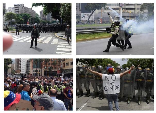 MADURO, CHAVISMO, LANZAN POLICIA CONTRA EL PUEBLO DE VENEZUELA. CÓMO VAN A PAGAR SUS DEUDAS A CHINA Y OTROS LOS VENEZOLANOS