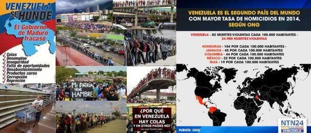 VENEZUELA, VENEZOLANOS, CHAVISMO, CHAVEZ, MADURO, DICTADURA, TIRANIA, ELECCIONES, DERECHOS HUMANOS, ESCASEZ, DESABASTECIMIENTO, COLAS, CRIMINALIDAD, HOMICIDIOS, MIGRACION