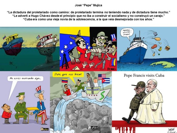 FERNANDO ANTONIO RUANO FAXAS. Imagología, Paisología. José PEPE Mujica, Socialismo, Proletariado, Elecciones, Dictadura, Cuba, Venezuela, Castro, Chávez, Maduro, Obama, Estados Unidos