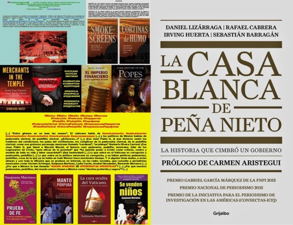 FERNANDO ANTONIO RUANO FAXAS. MEXICO, CORRUPCIÓN, IMPUNIDAD, ELECCIONES, NARCOTRÁFICO, PROSTITUCIÓN, PEDERASTIA, PEDOFILIA, TRAFICO DE NIÑOS, MARCIAL MACIEL, RIVERA, VATICANO, LEGIONARIOS DE CRISTO
