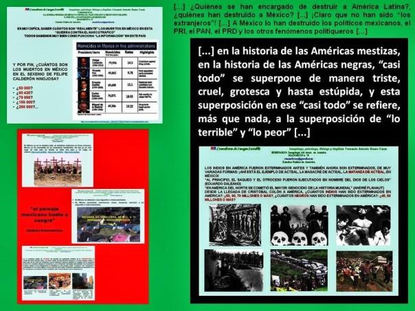 FERNANDO ANTONIO RUANO FAXAS. QUIÉNES HAN DESTRUIDO A AMÉRICA LATINA, A MÉXICO, A GUATEMALA, A HAITÍ… NO HAN SIDO LOS EXTRANJEROS. HAN SIDO LOS POLÍTICOS, LOS MISMOS LATINOAMERICANOS