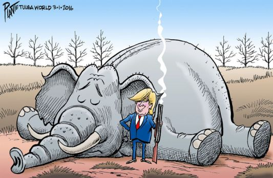 DONALD TRUMP, GOP, ELECTION, USA