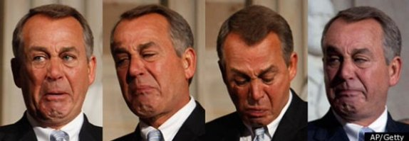 John Boehner, Donald Trump, GOP