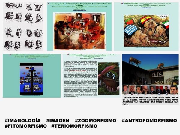 FERNANDO ANTONIO RUANO FAXAS. IMAGOLOGÍA, IMAGEN FÍSICA, ZOOMORFISMO, ANTROPOMORFISMO, FITOMORFISMO, TERIOMORFISMO, POLITICA, POLITICOS, LIDERAZGO, LEADERSHIP, MANAGEMENT