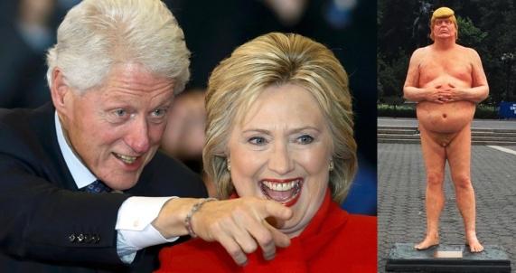 donald-trump-hillary-clinton-doesnt-have-presidential-look-hillary-clinton-no-tiene-imagen-presidencial-bill-election-usa-us-eeuu-gop