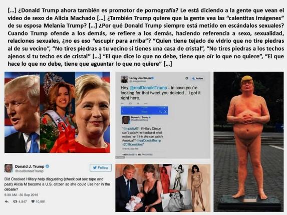 donald-trump-melania-trump-alicia-machado-hillary-clinton-gop-sexo-sex-pornografia-pornography-elecciones-election-elections