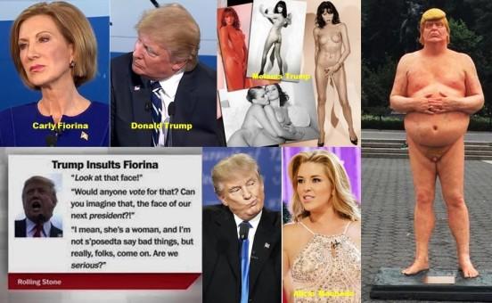 fernando-antonio-ruano-faxas-imagologia-carly-fiorina-rosie-odonnell-megyn-kelly-alicia-machado-heidi-cruz-hillary-clinton-donald-trump-melania-trump-sex-sexo-misogyny-misoginia