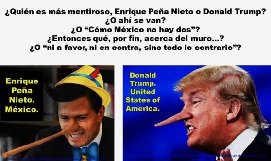 FERNANDO ANTONIO RUANO FAXAS. IMAGOLOGÍA. ENRIQUE PEÑA NIETO, DONALD TRUMP, ELECCIONES, CORRUPCIÓN, MÉXICO, MEXICANOS, MIGRACIÓN, MIGRANTES, MURO, WALL, REFORMA MIGRATORIA