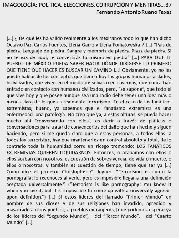 fernando-antonio-ruano-faxas-imagologia-politica-elecciones-corrupcion-y-mentiras-37-terorrismo-terrorism