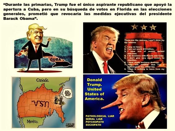 donald-trump-election-elections-elecciones-pathological-liar-serial-liar-mentiroso-patologico-mentiroso-en-serie-lie-mentira-cuba-cubanos-fidel-castro-barack-obama