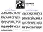 FERNANDO ANTONIO RUANO FAXAS.BERTOLT BRECHT,БЕРТОЛЬТ БРЕХТ.ILLITERACY,POLITICS AND ELECTIONS.ANALFABETISMO,POLÍTICA Y ELECCIONES.НЕГРАМОТНОСТЬ,ПОЛИТИКА