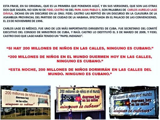 fernando-antonio-ruano-faxas-cubacubanosfidel-castrojuan-pablo-iicarlos-lage-davila-si-hay-200-millones-de-ninos-en-las-callesninguno-es-cubano