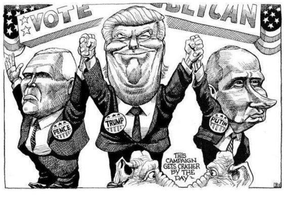 donald-trump-vladimir-putin-mike-pence-hillary-clinton-barack-obama-election-electoral-fraud-voter-fraud