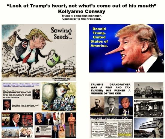 mirar-uno-triunfo-Corazón-no-rápido Cuál-Llegado-Fuera-de-su-boca-Kellyanne-Conway-triunfo-Campana-manager-consejero-a-la-presidente