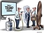 Mike Pence,Donald Trump,Colombia,Argentina,Chile,Panamá,Venezuela,México,Cuba,Brasil,Uruguay