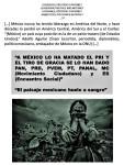 FERNANDO ANTONIO RUANO FAXAS.ELECCIONES,PATIO TRASERO.México nunca ha tenido liderazgo en América del Norte, y hace décadas lo perdió en América Central, América del Sur y elCarib