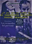 FERNANDO ANTONIO RUANO FAXAS.Y POR QUÉ NO HABLAR DE EL SANGRIENTO REALISMO MÁGICO MEXICANO.MÉXICO,LITERATURA,PERIODISMO,POLÍTICA,POLÍTICOS,ELECCIONES,GARRO,RULFO