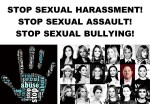 STOP SEXUAL HARASSMENT, SEXUAL ASSAULT, SEXUAL BULLYING. HOLLYWOOD, HARVEY WEINSTEIN, BILL COSBY, DONALDTRUMP