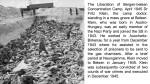 The Liberation of Bergen-belsen Concentration Camp. ISRAEL, JUDÍOS, GENOCIDIO,HOLOCAUSTO