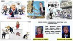 Trump, Hillary Clinton, Election, Elecciones, WikiLeaks, Julian Assange, Comey, FBI, Facebook, Zuckerberg, Internet, Mueller, Putin, Russia, Rusia, Popular Vote, Electoral College, Espionaje, Espionage, Corrupción,Corruption