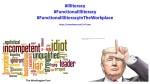 Clay Bennett, Trump, cartoon, loser gesture, Chattanooga Times Free Press, Journalism, Election 2016, 2020, Mueller, FBI, Russia, Putin, China, Leadership,Management