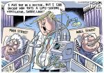 Donald Trump, Coronavirus. Covid 19, Main Street or Wall Street. Who gets preferentialtreatment